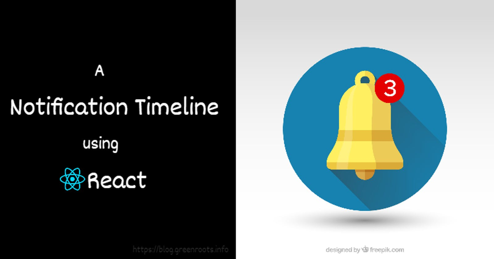 A Notification Timeline using React