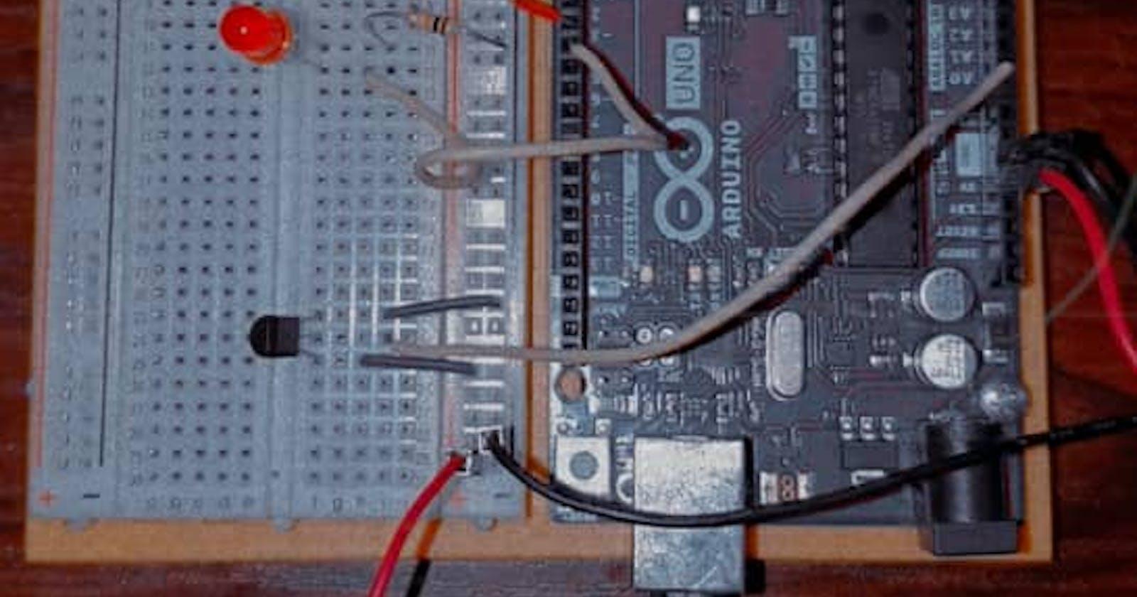 Arduino Starter Kit Project 03