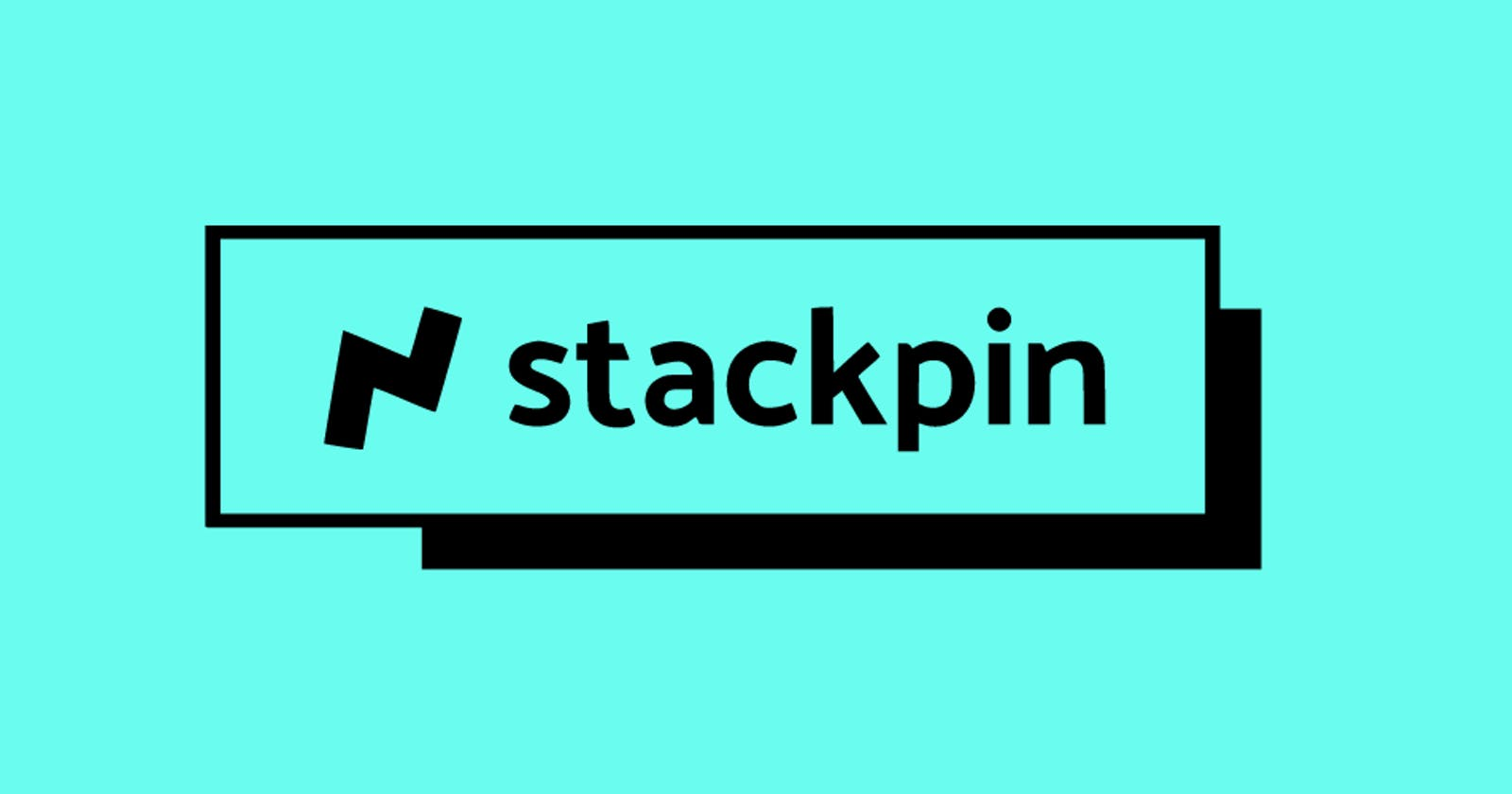Building Stackpin - The idea, journey, and everything in between…