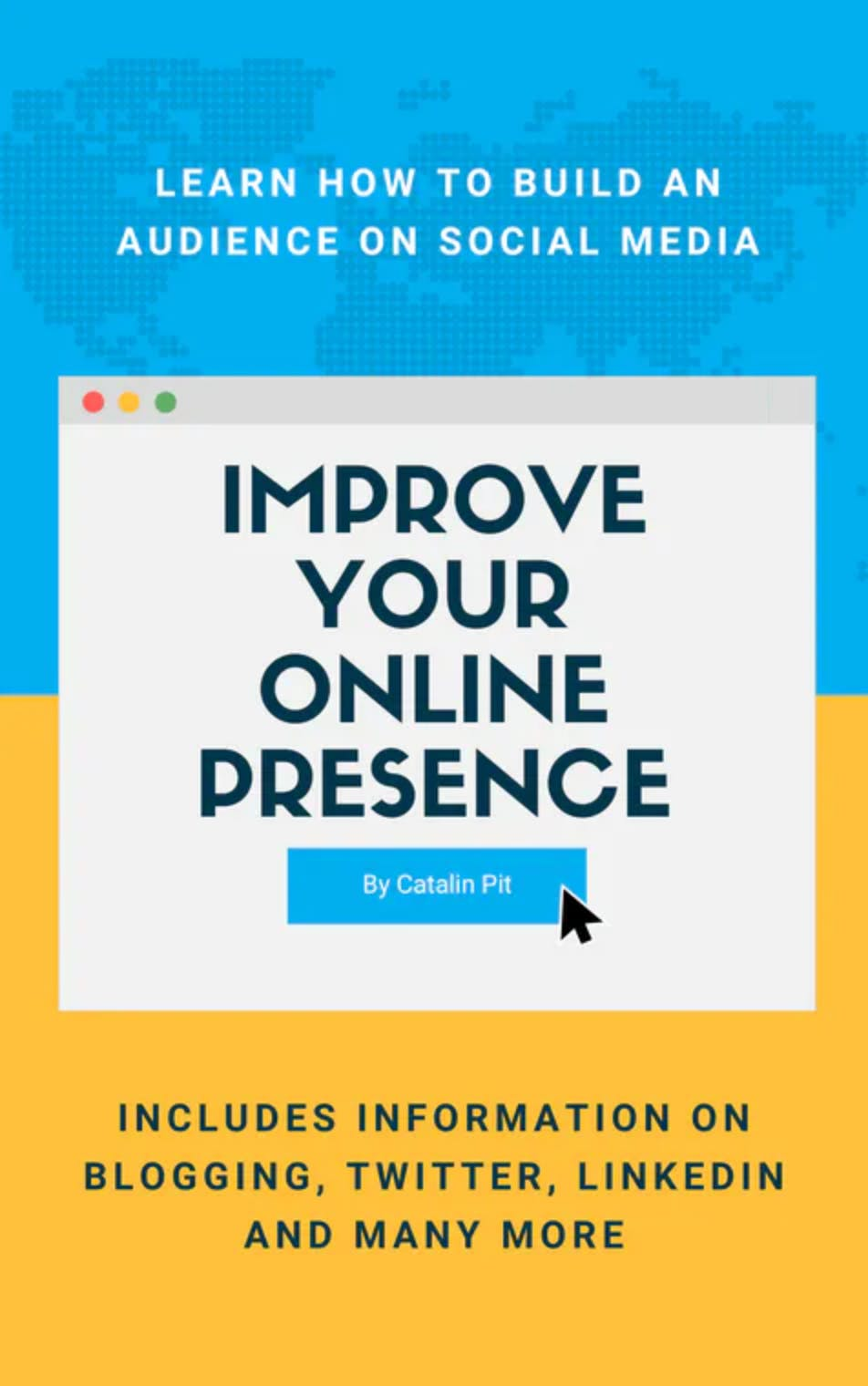 Improve Your Online Presence by Catalin Pit