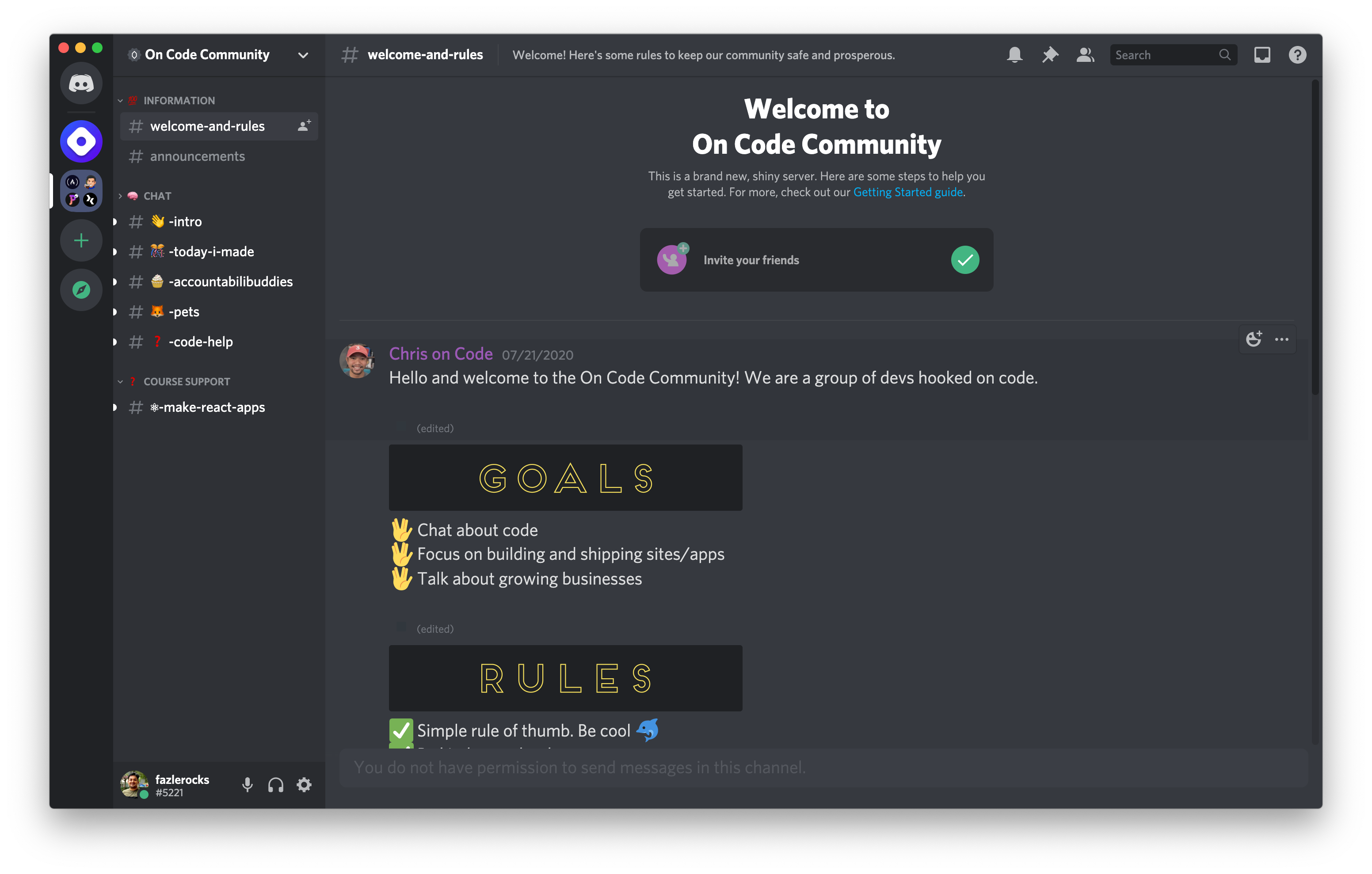 Scotch.io's Discord Server