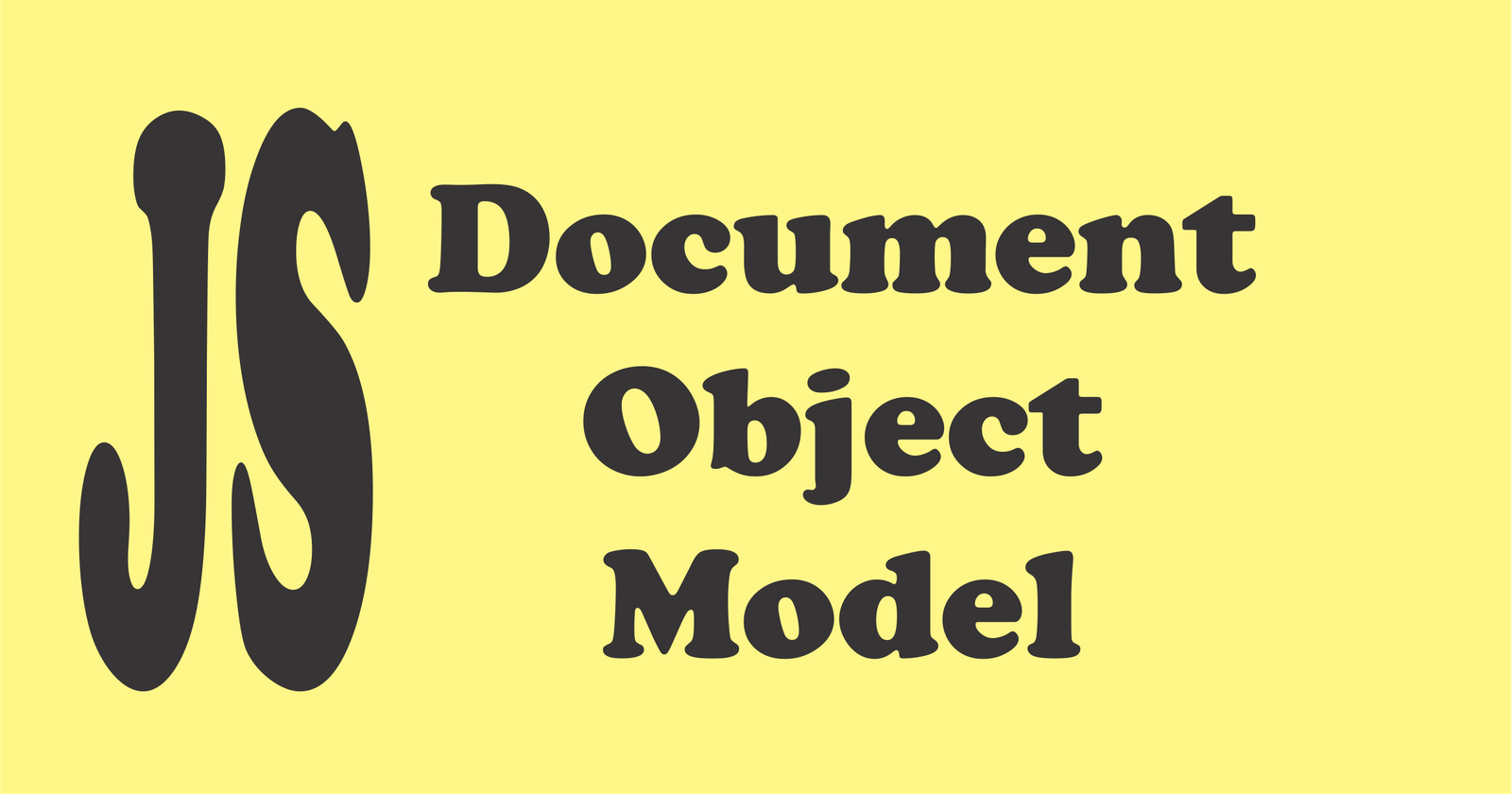 Document Object Model (DOM) Essentials With JavaScript