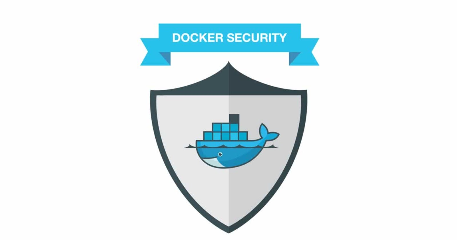 Docker Security - What I Learned From Creating My First Full-Stack App After University
