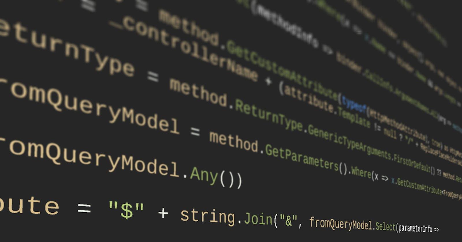 Interfacing your API for Blazor Webassembly