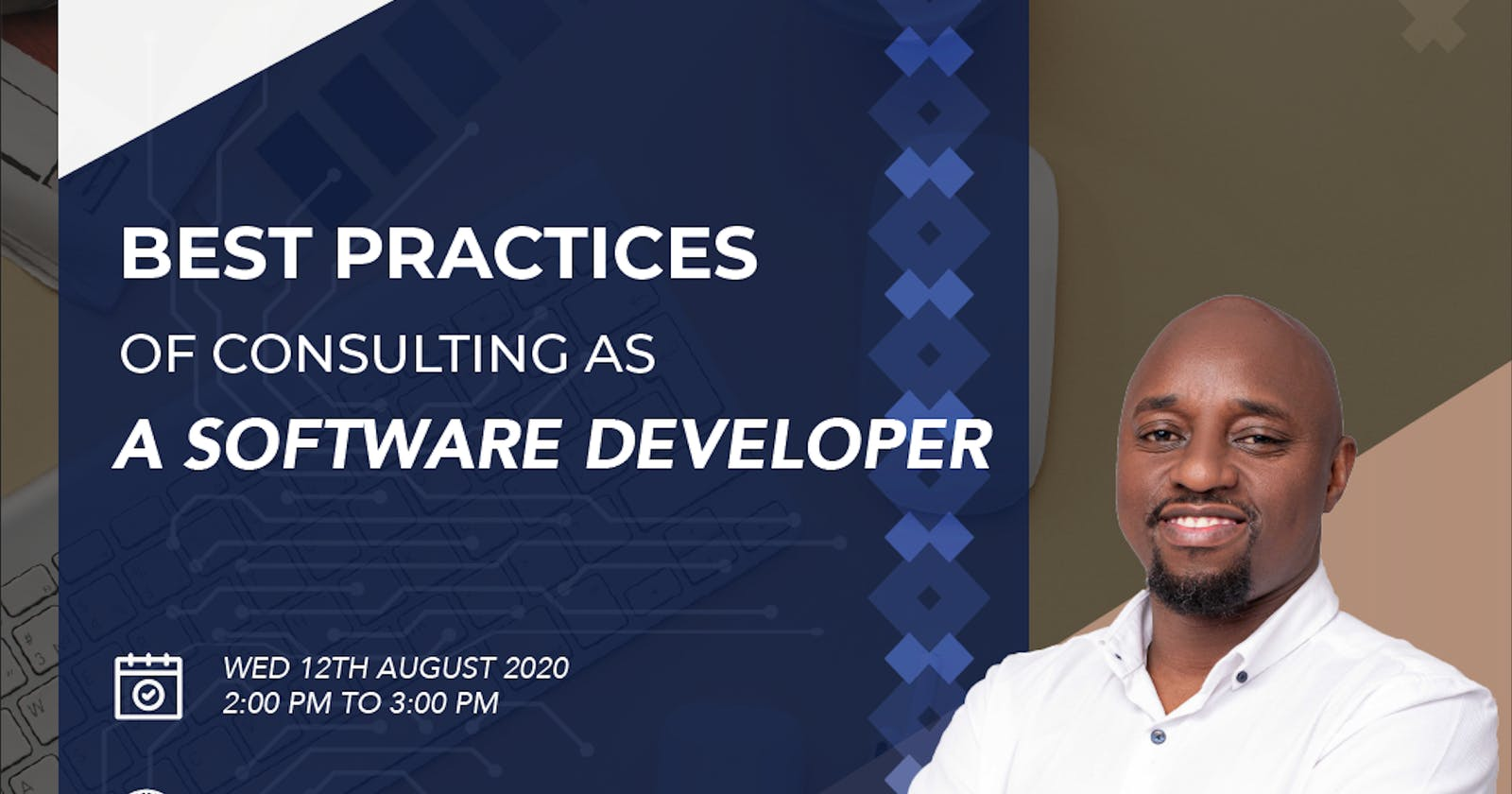 DeveloperISH Initiatives: Best Practices of Consulting as a Software Developer, w/ Charles Kithika @ckithika