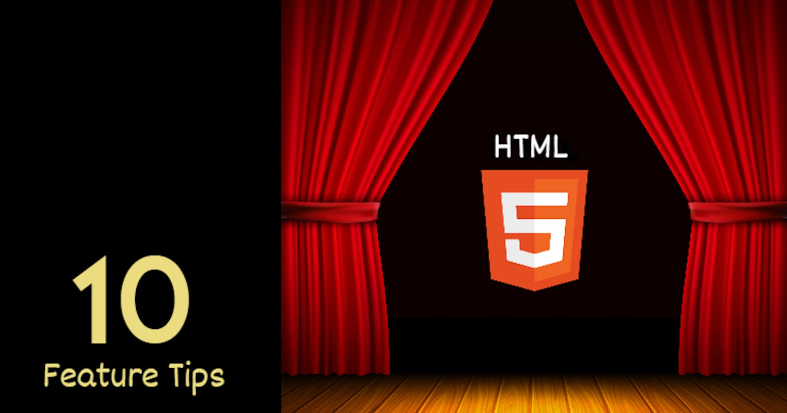 10 useful HTML5 features, you may not be using