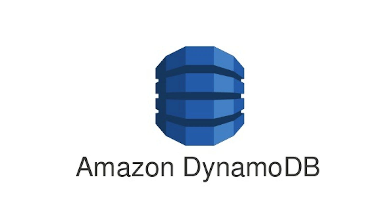 DynamoDB CRUD with NodeJS & Lambda