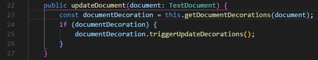 Bracket pair colorizer 2 VS Code extension