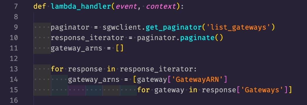 Indent rainbow VS Code extension