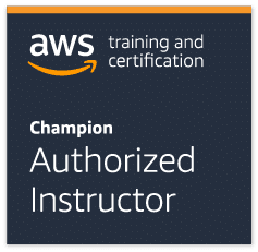 AWS Champion Authorized Instructor