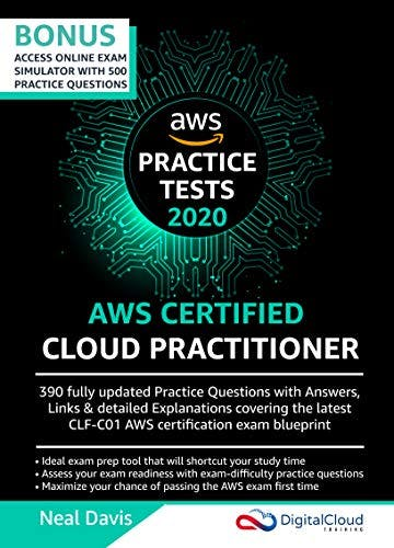AWS Certified Cloud Practitioner practice tests 2021