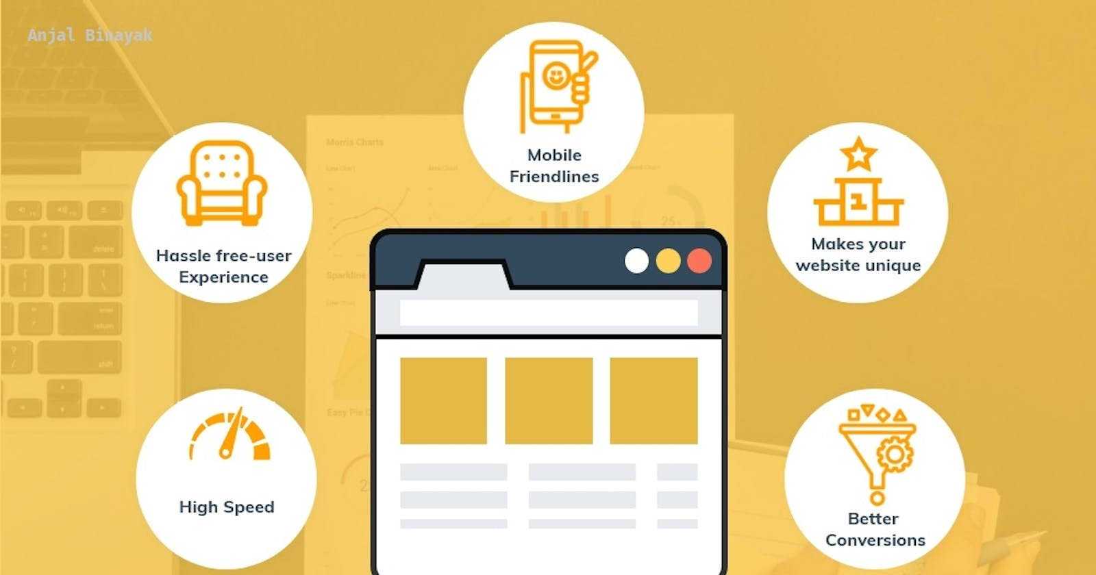 Single Page Application: No website Reload with just one line of js code