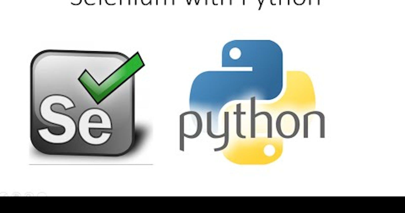 ✡️ Selenium Python Automation Framework - How to build ?