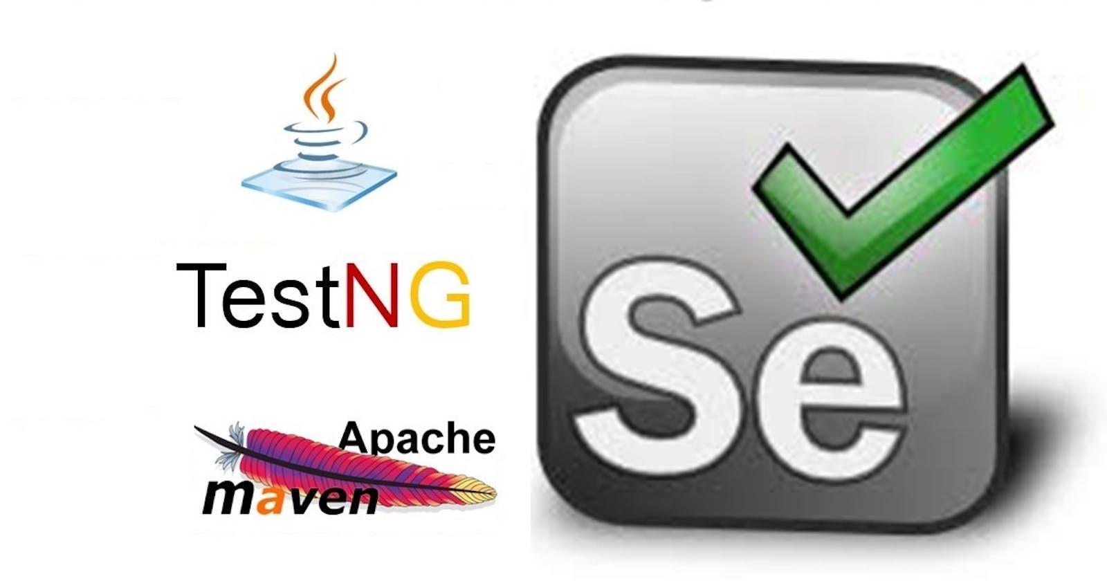 ✴️ Selenium Java Automation Framework - How to build ?