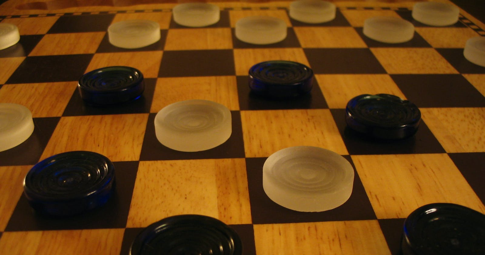 Let's Play Checkers with AI and Clojure