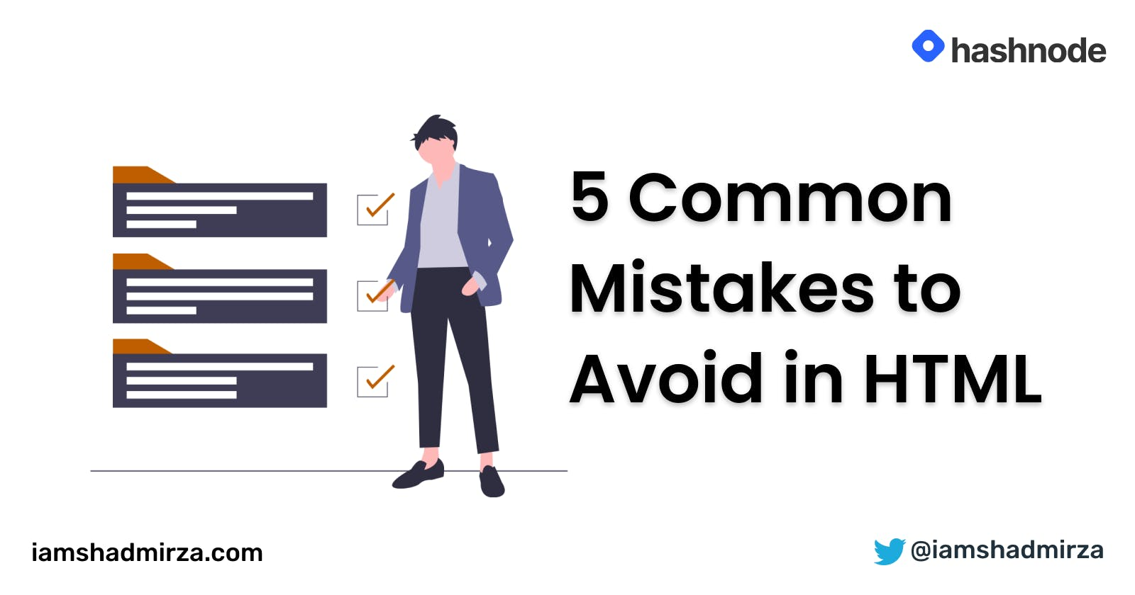 5 Common Mistakes to Avoid in HTML