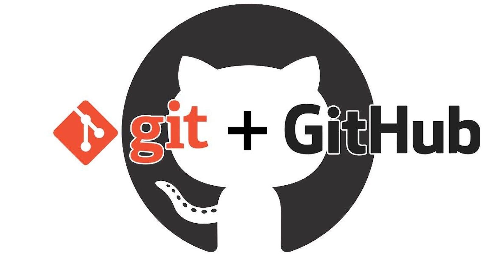Git & GitHub Intro