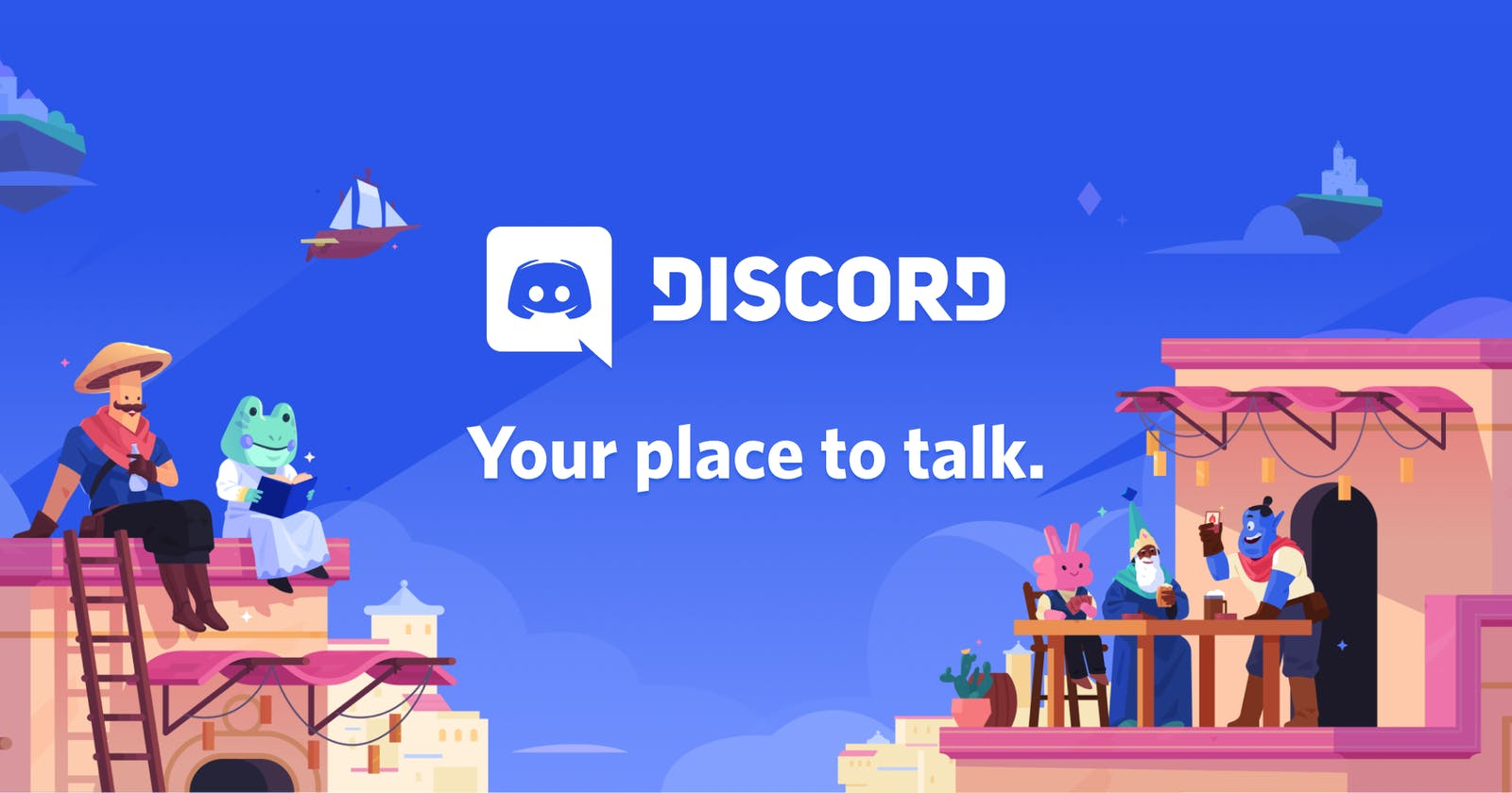 Discord Servers to join as a Developer
