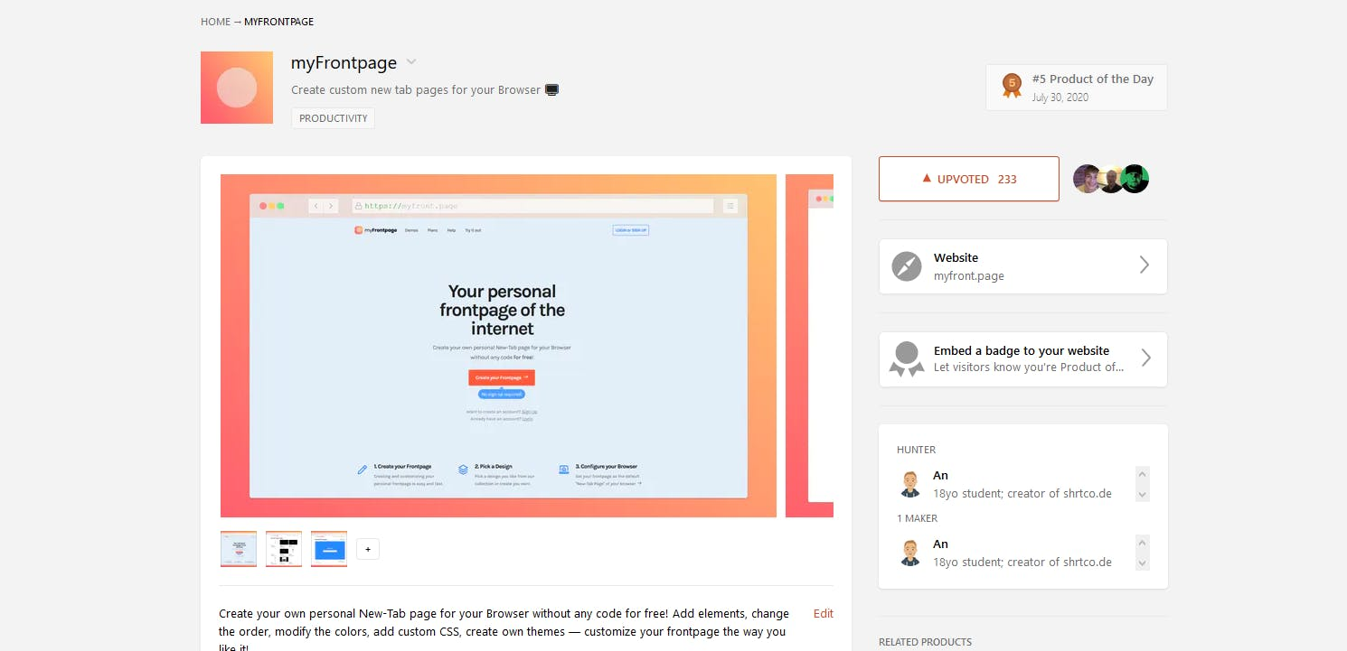 Screenshot_2020-07-31_myFrontpage_-_Create_custom_new_tab_pages_for_your_Browser__Product_Hunt.png