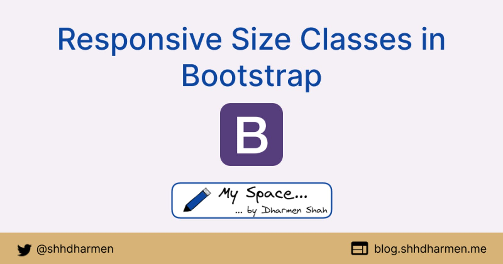 Responsive Size Classes in Bootstrap