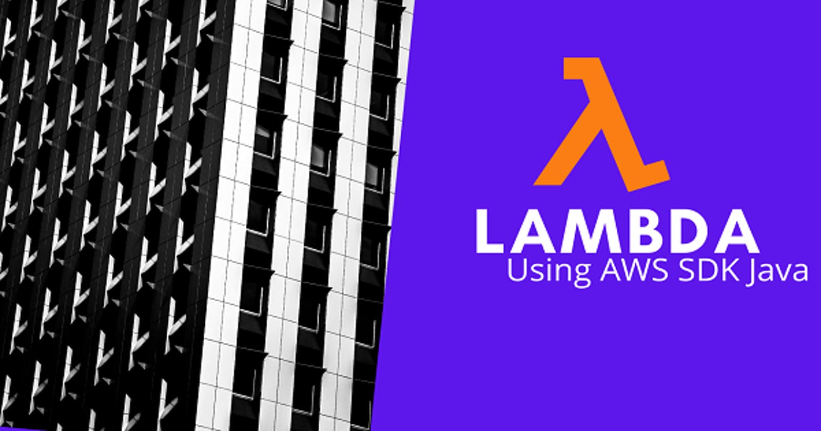 Write your first AWS Lambda in Java