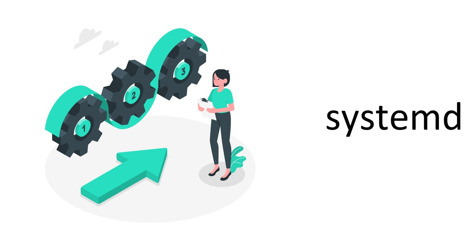 Simple systemd on Linux