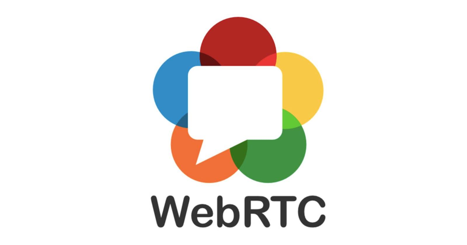 Understanding basics of WebRTC