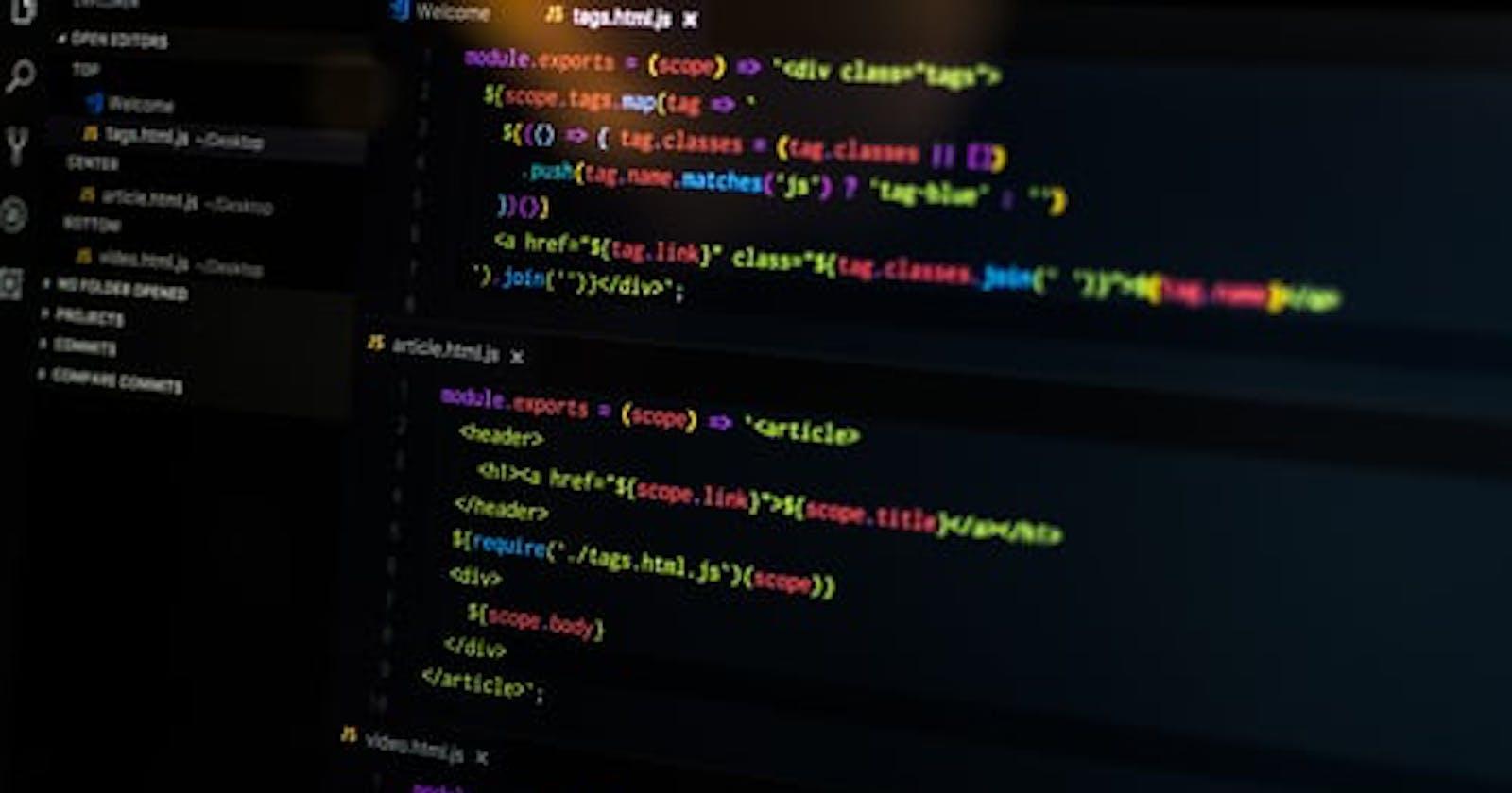 My Favorite VS Code Extensions As A Web Developer