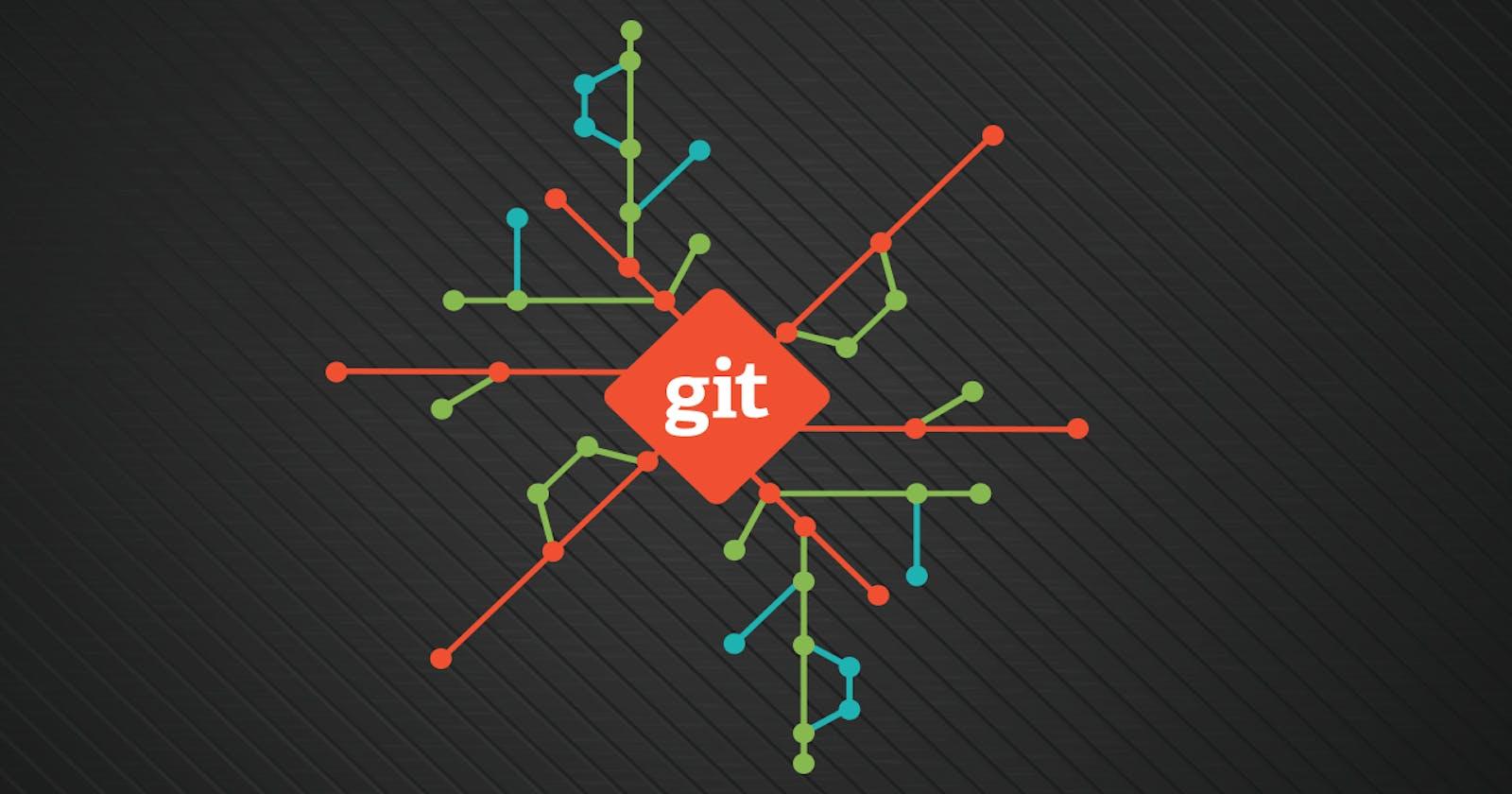 Git merge, rebase and extras