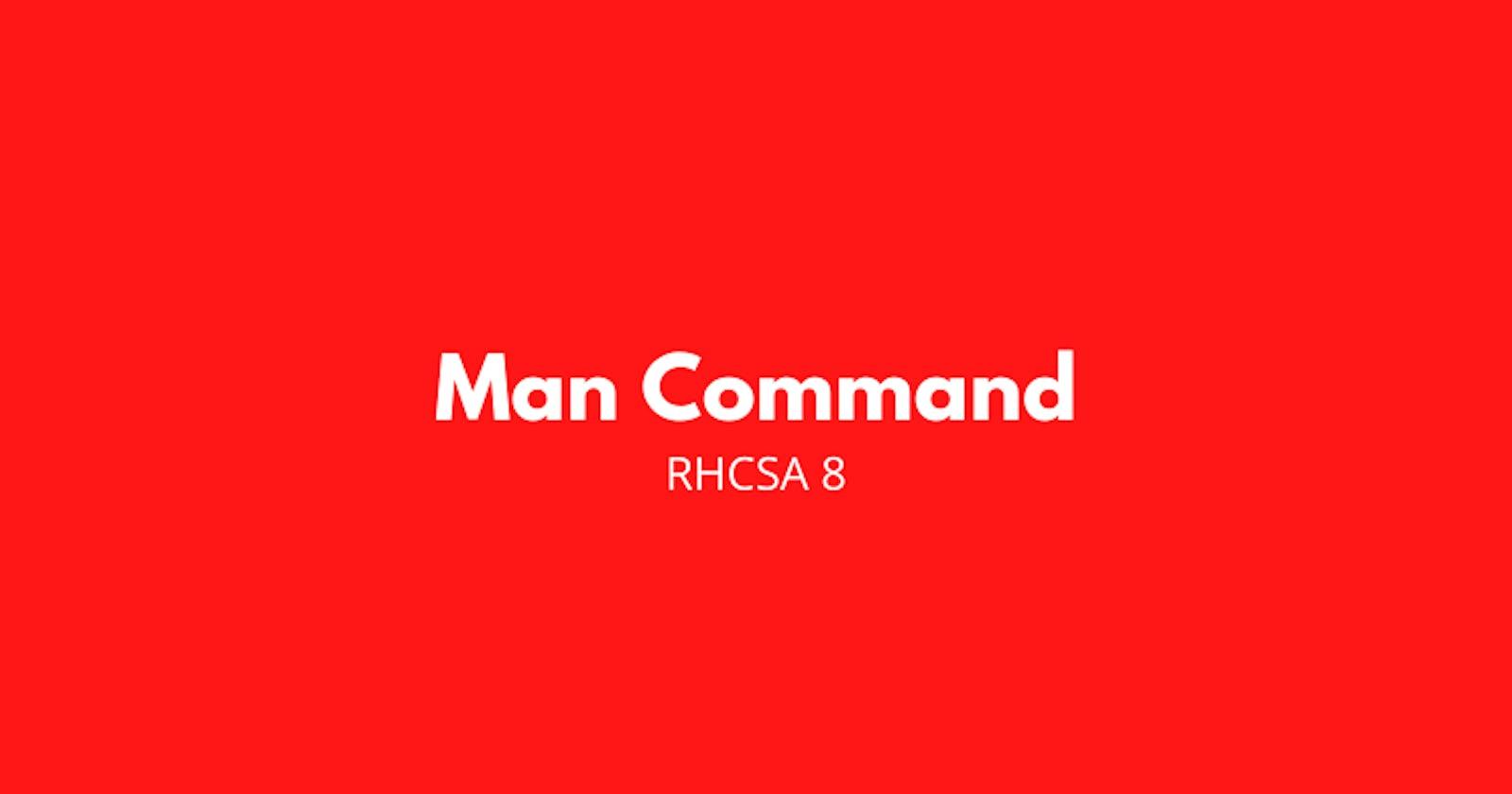 Man Command