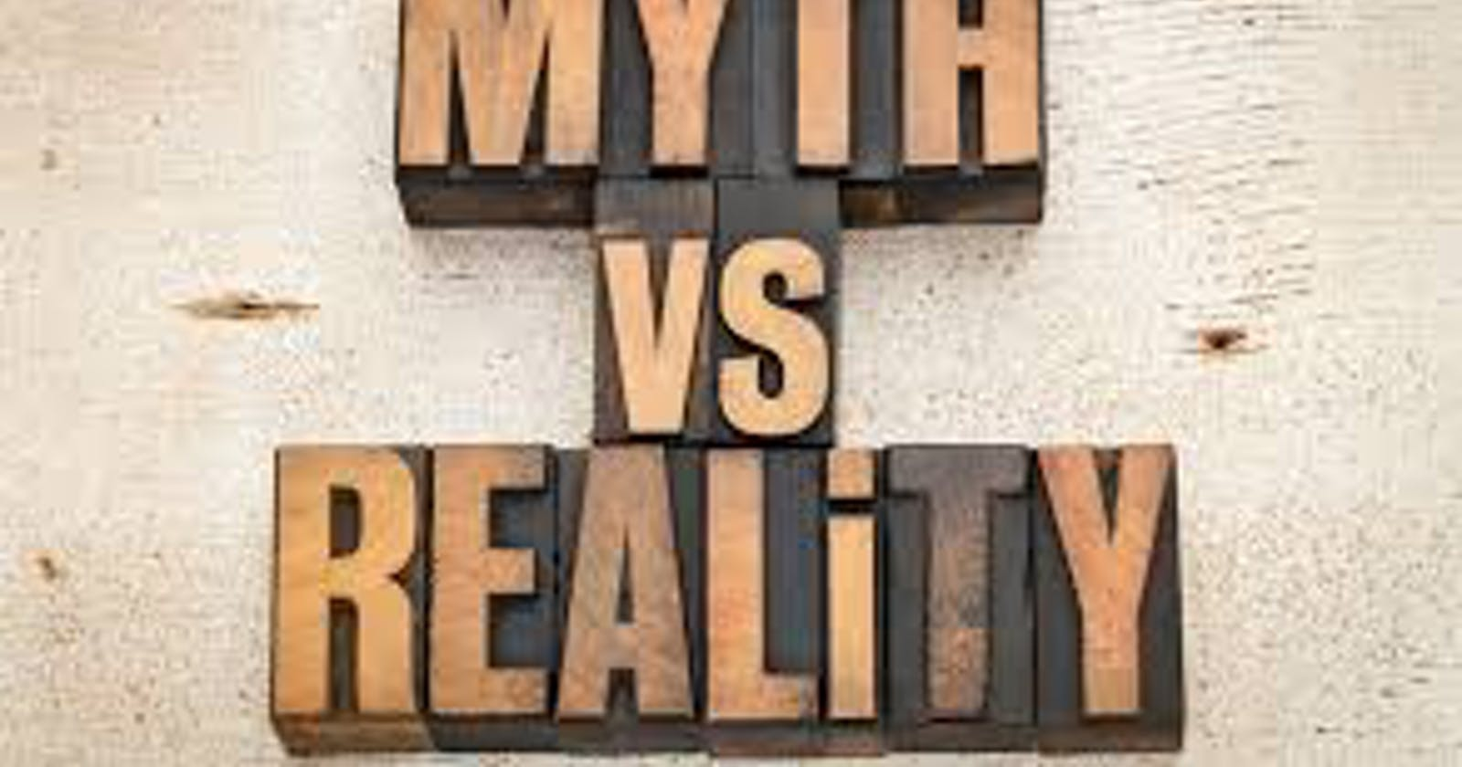 Myths Stopping You From Being A Developer