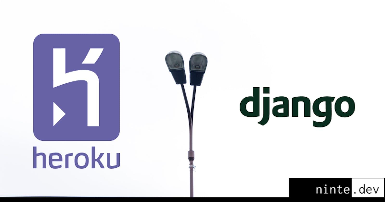 How to deploy a Django web application to Heroku - a comprehensive guide