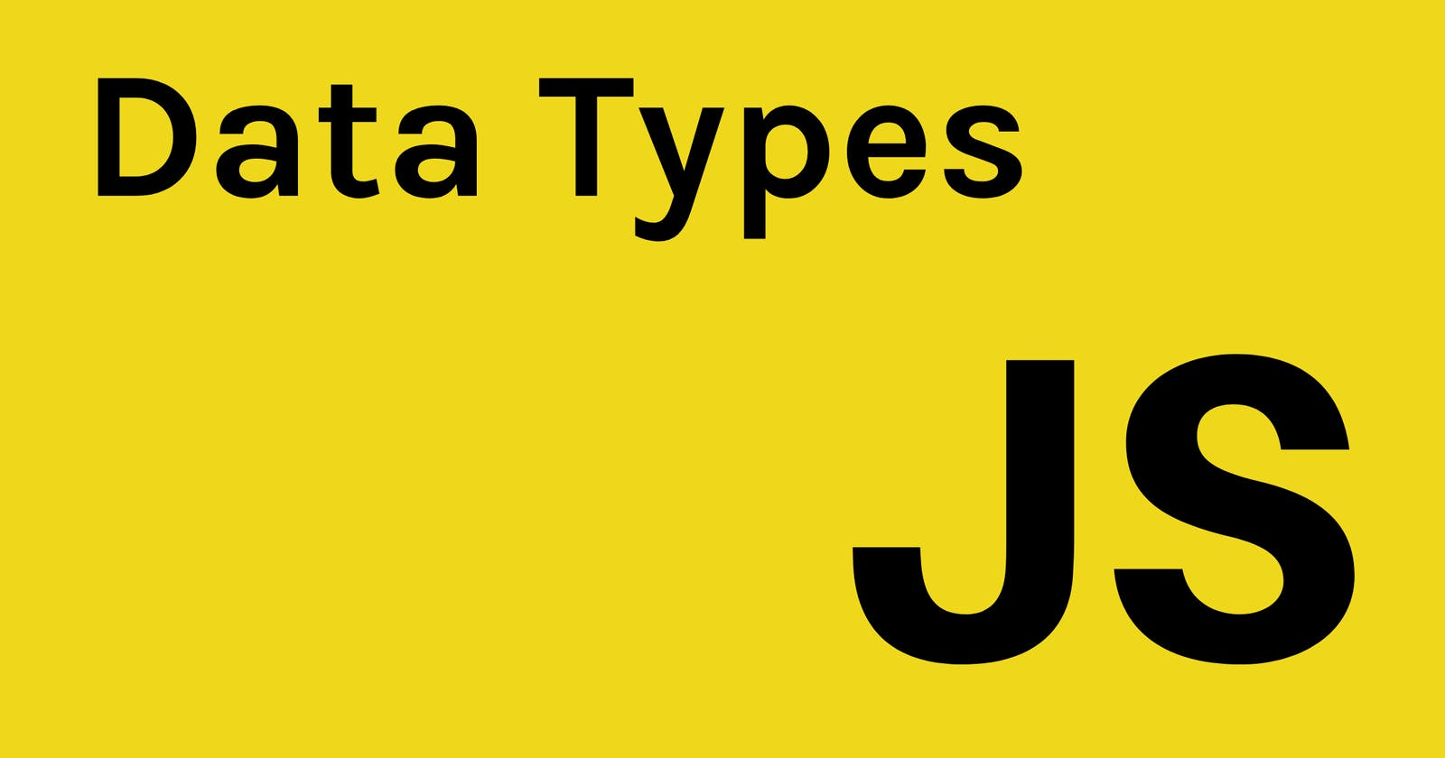Basic JavaScript: Data Types