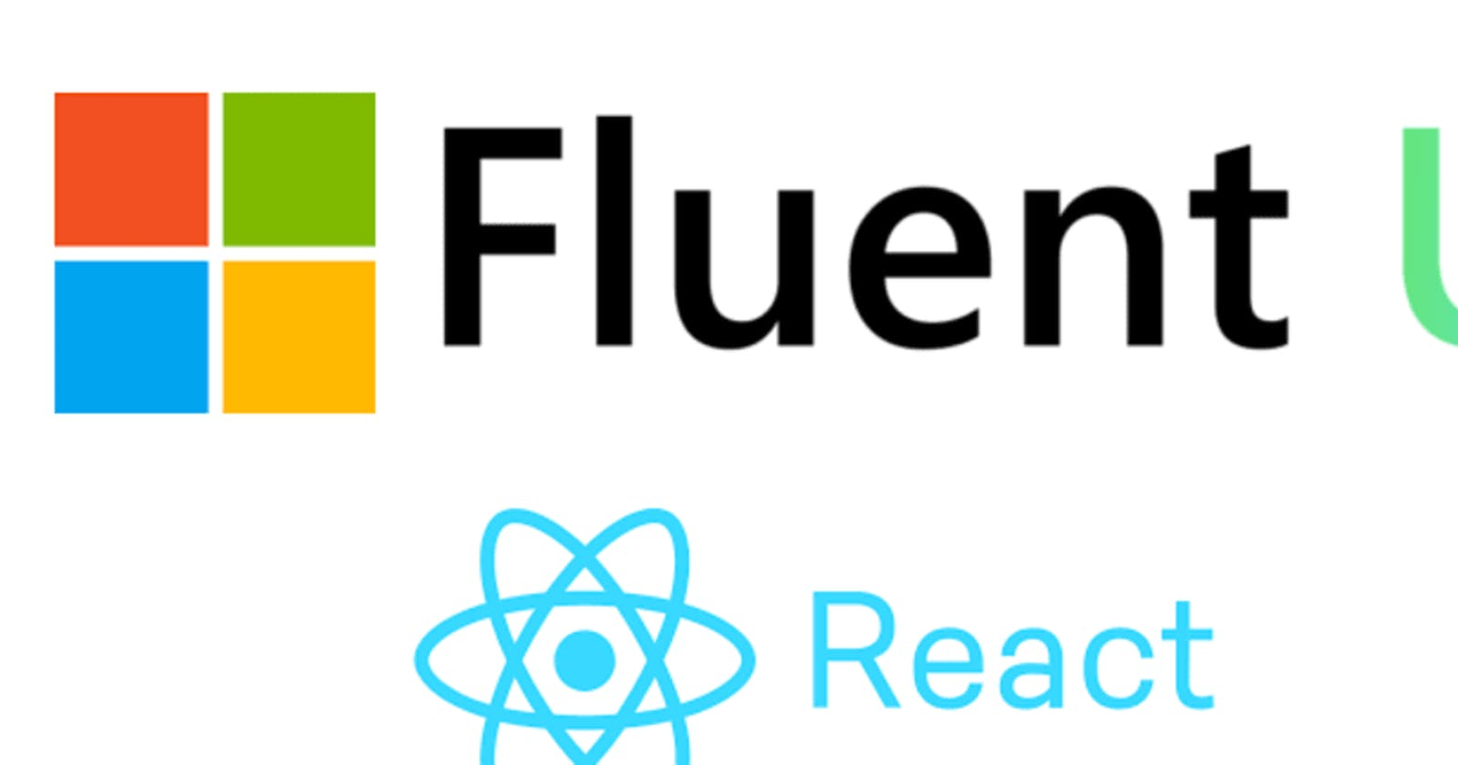 Getting started with Microsoft Fluent UI React