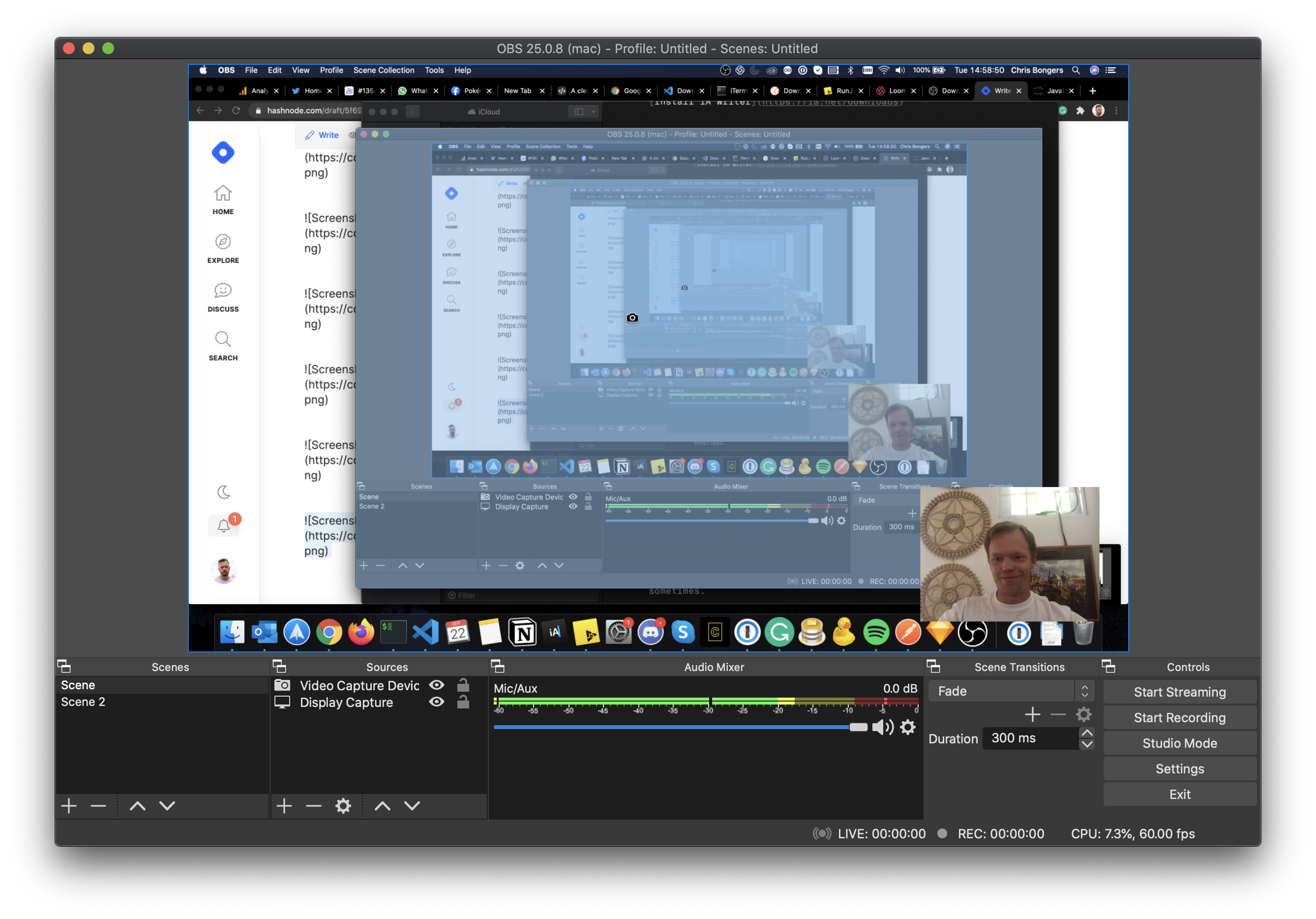 OBS for Mac