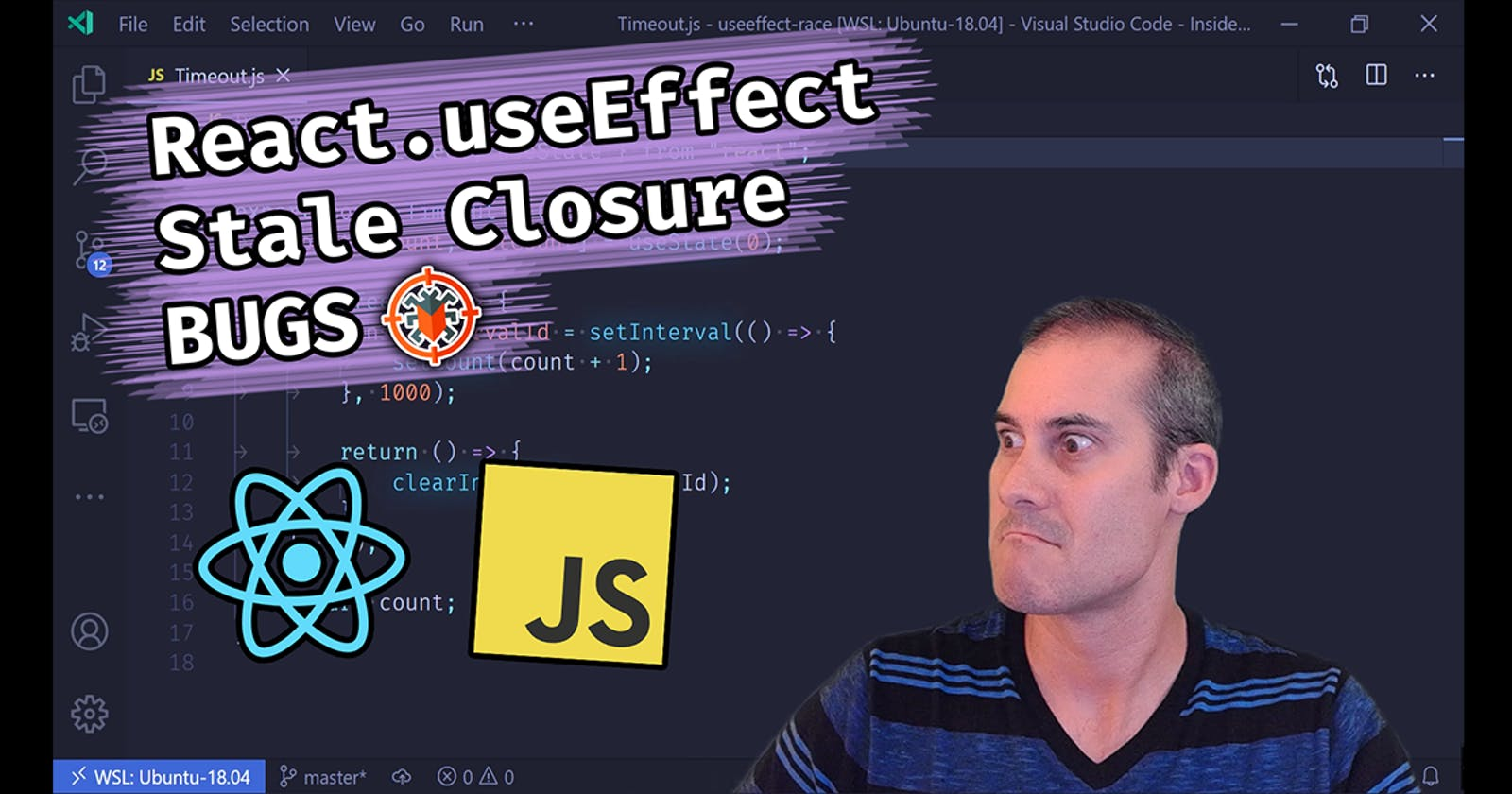 BEWARE of React.useEffect Race Condition 🐛 BUGS