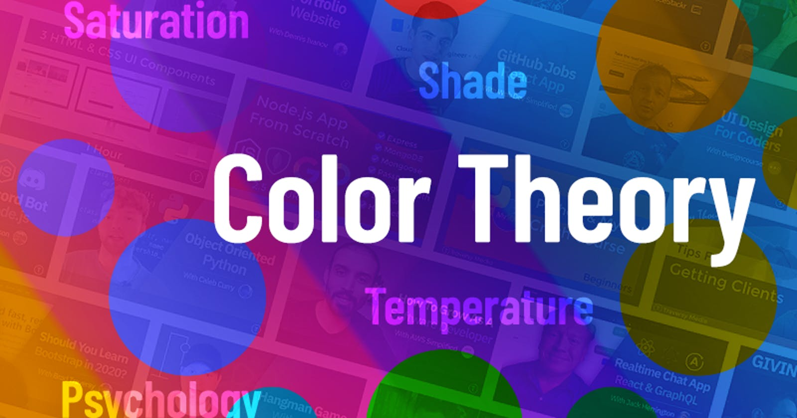 Learn Color Theory in 10 mins