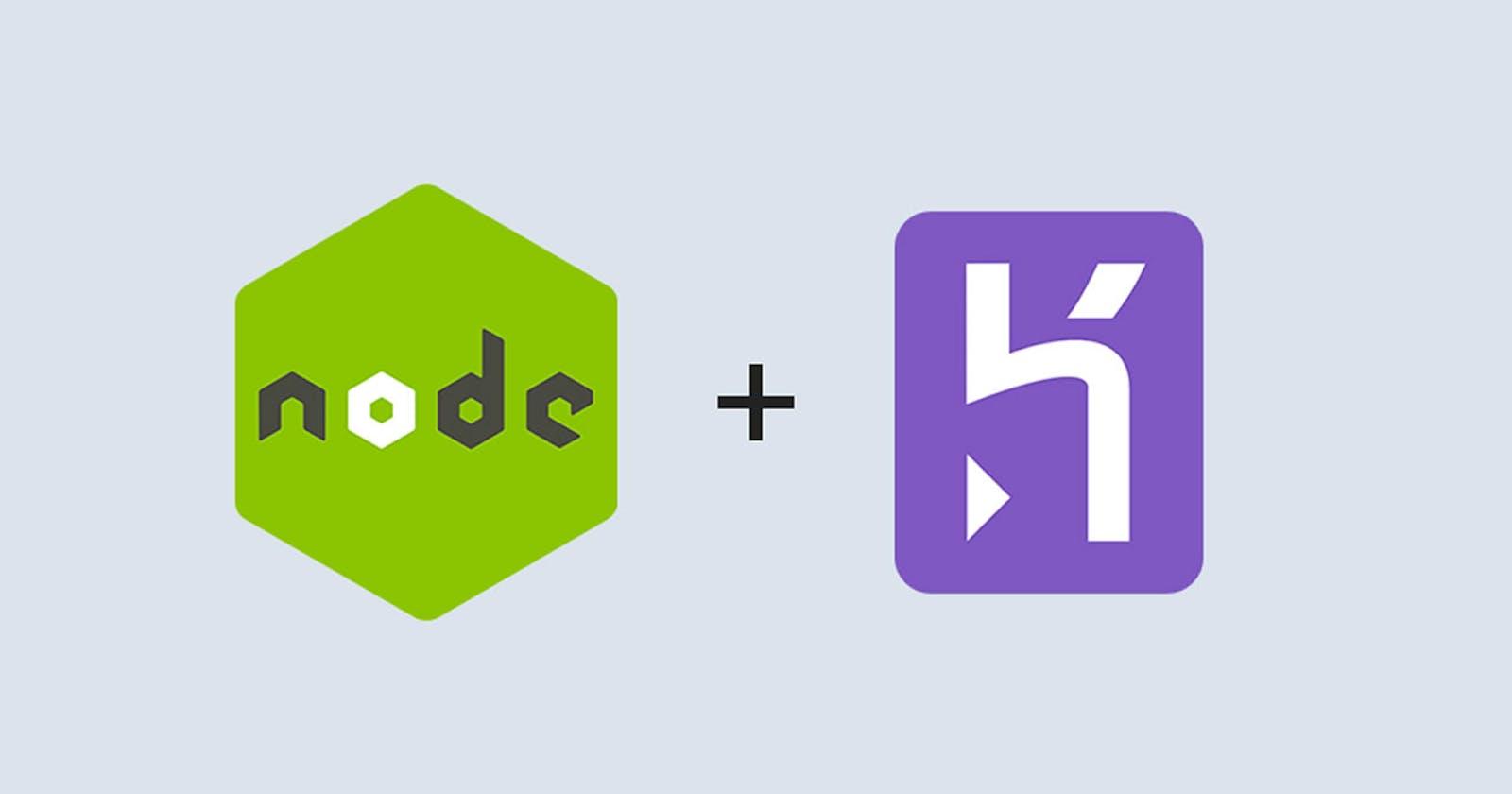 Deploying your Node.js app on Heroku using Github