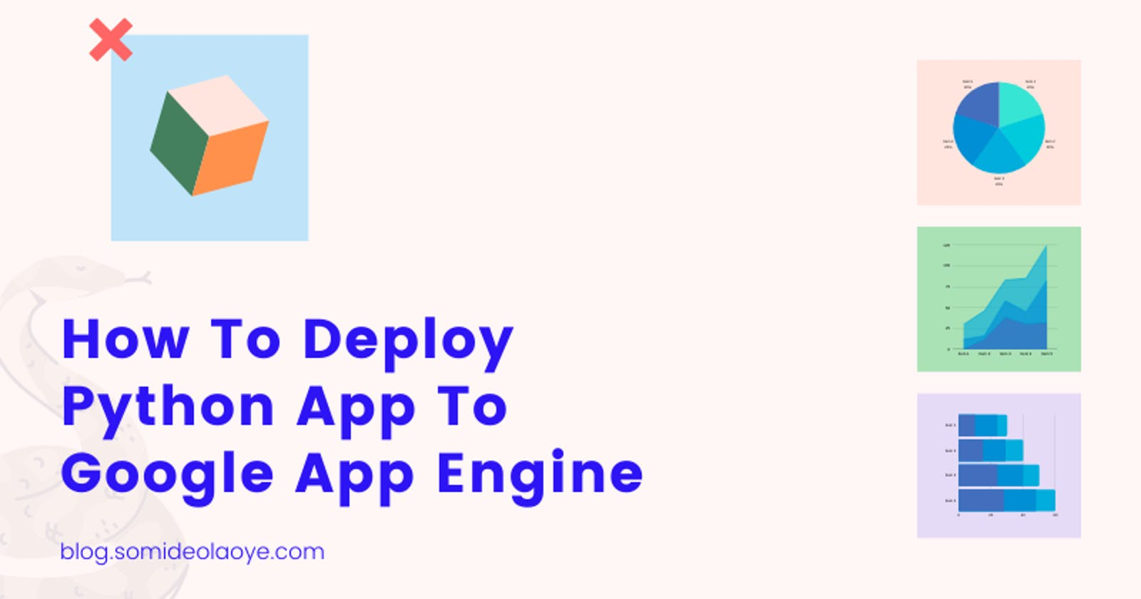 How To Deploy Python App To Google App Engine