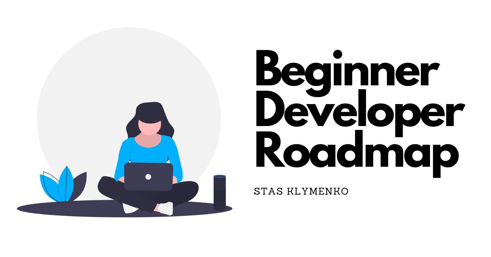 Beginner Developer Roadmap