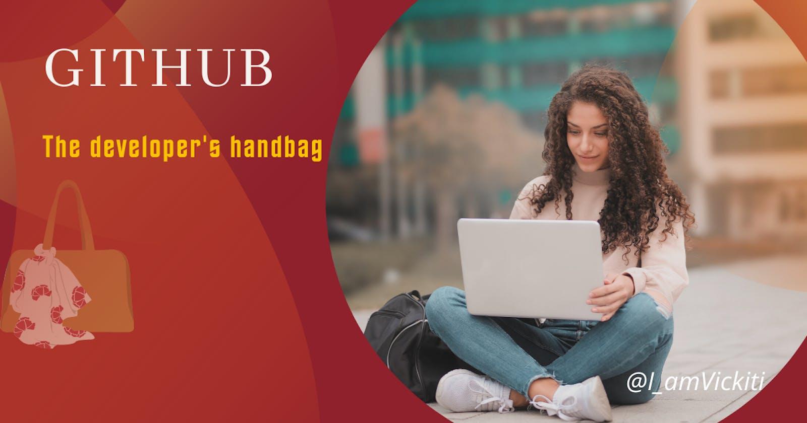 Github - The Developer's Handbag 👜