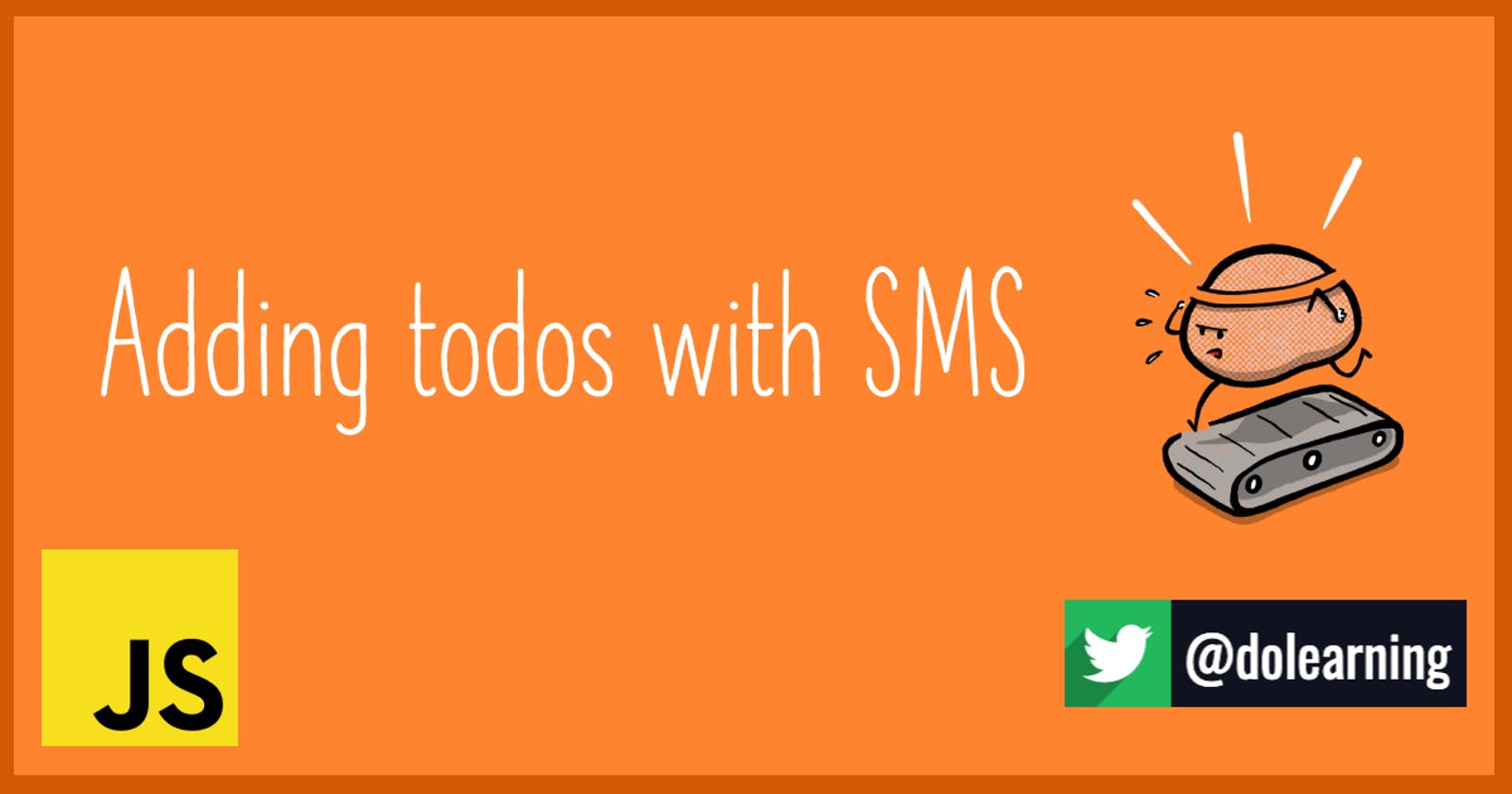 Adding todos with SMS