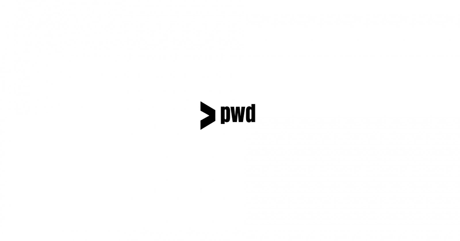 Linux Commands: pwd