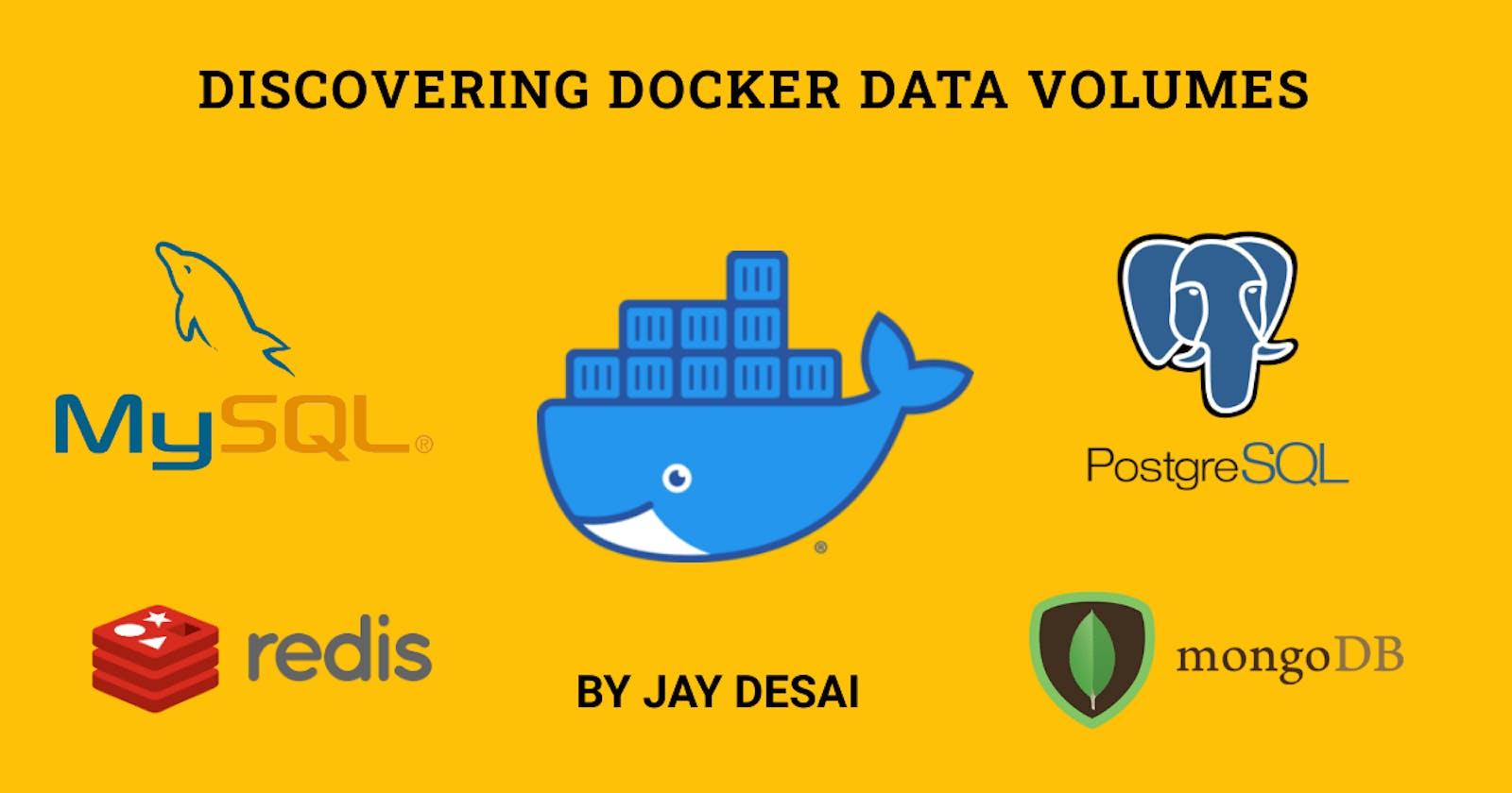 Discovering Docker Data Volumes