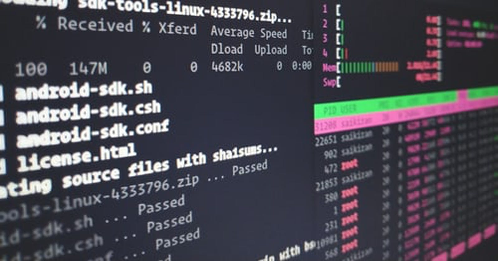 scp command in Linux 💻