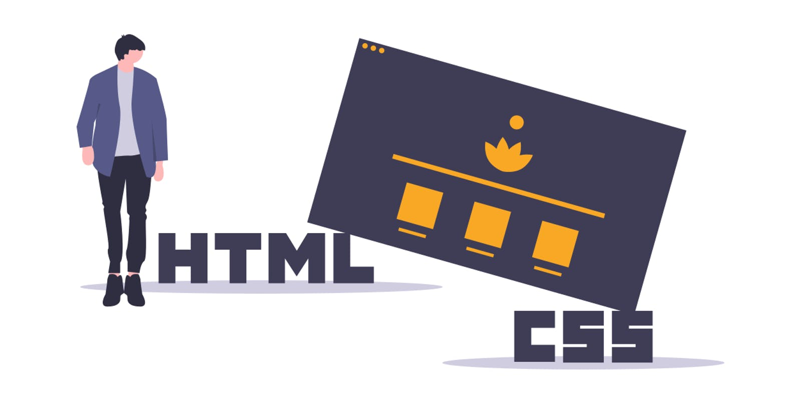 You want to learn HTML & CSS but don't know where to get started?