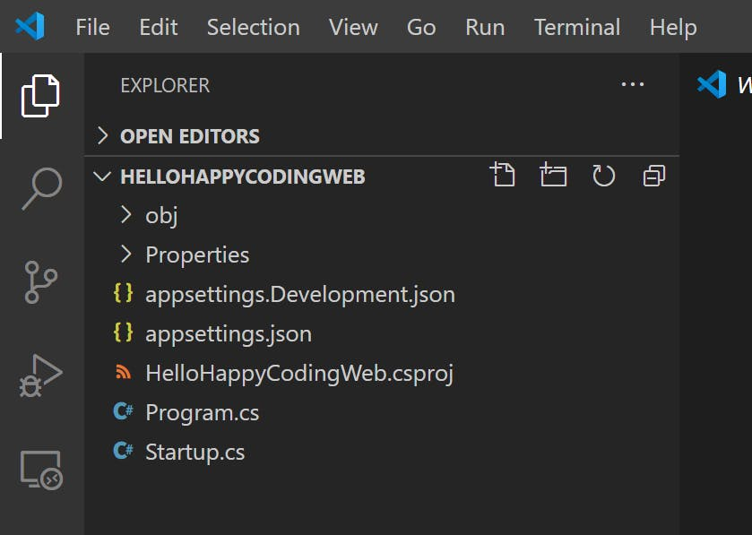 HelloHappyCoding-NewApp-VSCode.png