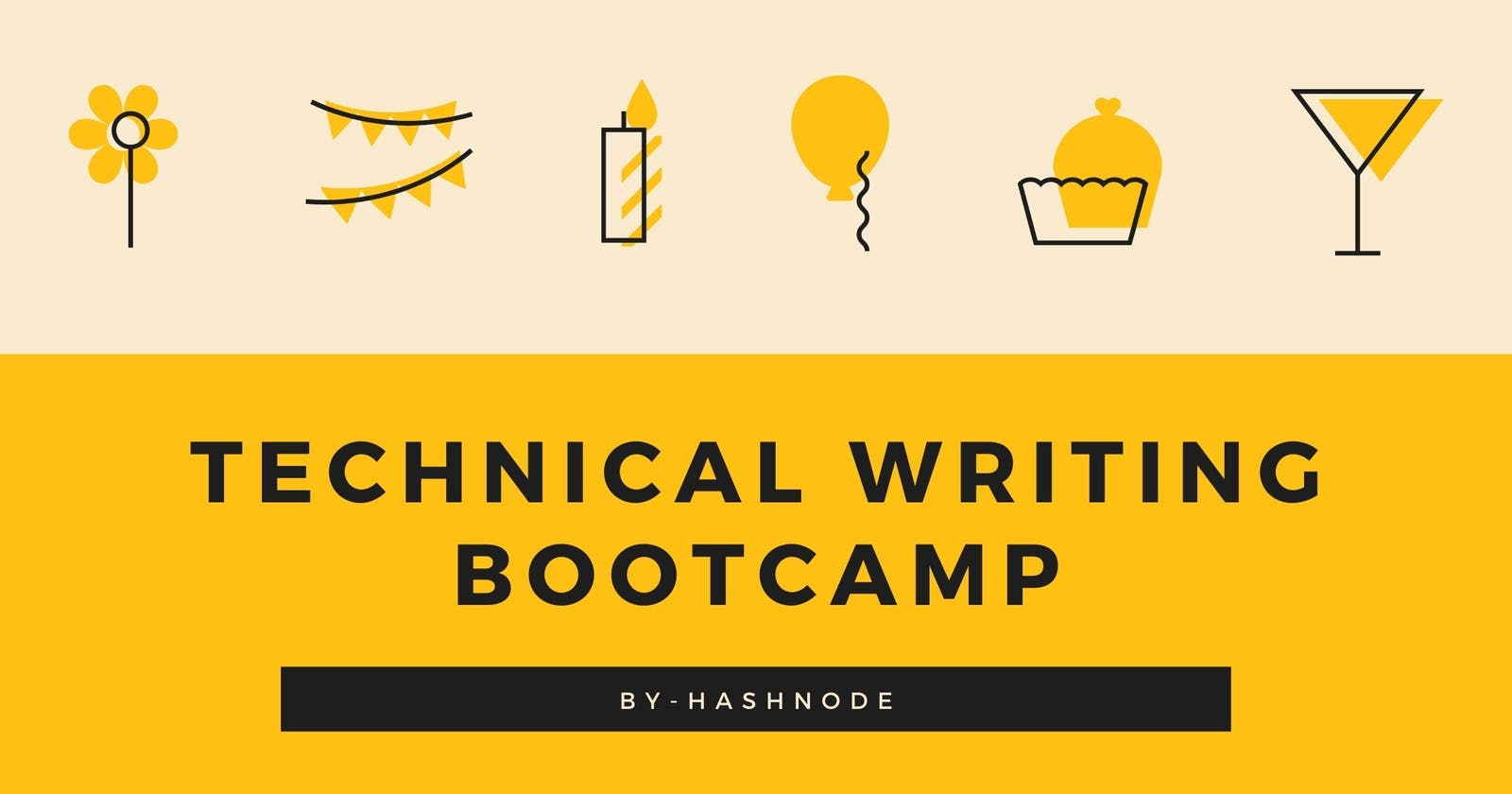 How I failed at Technical Writing Bootcamp