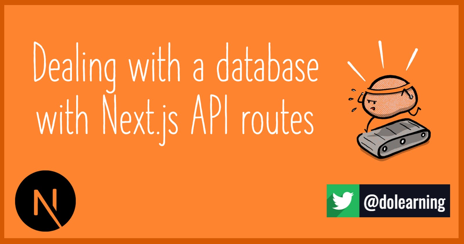 Dealing with a database with Next.js API routes