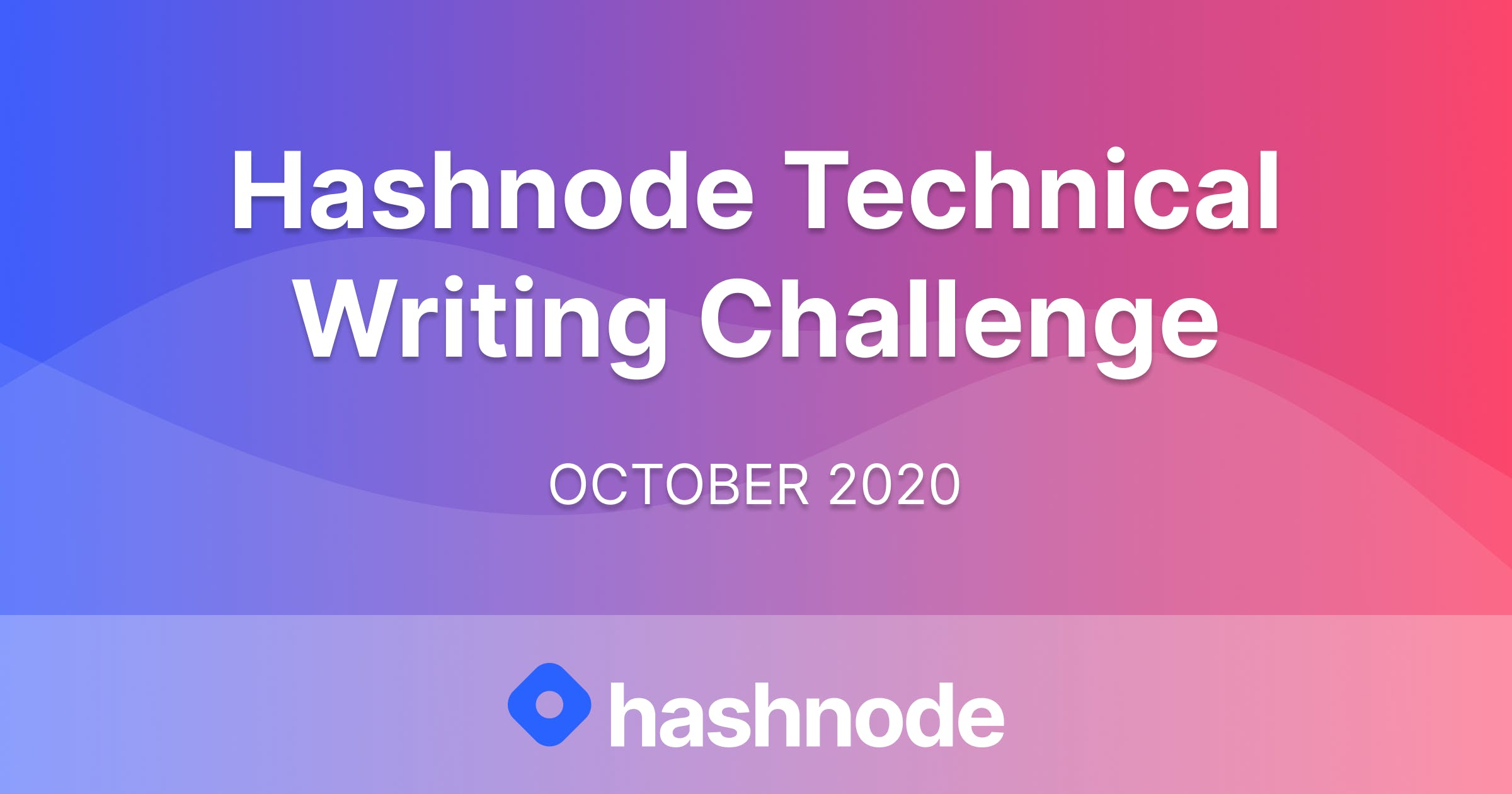 Hashnode Technical Writing Challenge